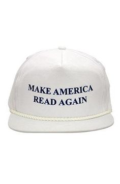 Hat: Make America Read Again Pre-Order Upcoming Releases