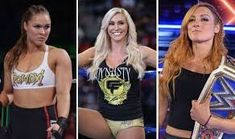 WWE legend Christian believes Becky Lynch, Charlotte Flair and RAW Women's Champion Ronda Rousey deserve to headline WrestleMania 35 because 'women's wrestling has never been hotter'. Paige Video, Wrestlemania 35, Charlotte Flair, Popular News, Nikki Bella, Becky Lynch, Ronda Rousey, Wwe, Champion