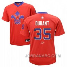 http://www.jordanabc.com/kevin-durant-2014-nba-allstar-red-jersey.html KEVIN DURANT 2014 NBA ALL-STAR RED JERSEY Only $69.00 , Free Shipping!