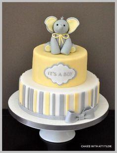 baby shower woodland animals cakes Baby Shower Cake and Favours Torta Baby Shower, Baby Shower Pasta, Baby Shower Parties, Baby Shower Themes, Baby Boy Shower, Baby Shower Decorations, Shower Ideas, Elephant Baby Shower Cake, Baby Showers