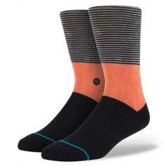 Stance Blacktop Socks