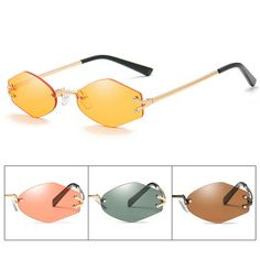 07fd007ae2 Women Vintage Hexagon Vogue Sunglasses Metal Frame Sunglasses Outdoor  Travel Beach Sunglasses is hot sale at NewChic