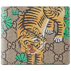 Gucci Gucci Bengal Wallet (16.205 RUB) ❤ liked on Polyvore featuring men's fashion, men's bags, men's wallets, accessories, men, wallets, mens canvas wallet, mens wallets, gucci mens wallet and mens bifold wallets