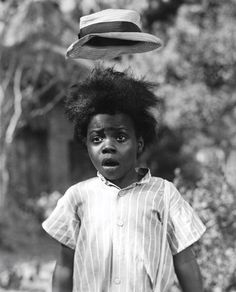 "Buckwheat from ""Little Rascals"" / ""Our Gang"" comedy"