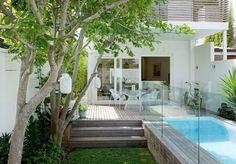 Gartengestaltung-Ideen-für-de-kleine-Garten-in-der-Stadt - 30 Gartengestaltung Ideen – Der Traumgarten zu Hause