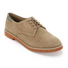 Eastland Bucksport Suede Oxford Shoes - Women