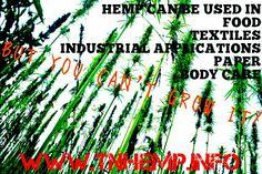 #tnhemp #ihemptn #Tennessee #marijuana #green #hemp #industrial