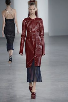 Pin for Later: If SJP Is Already Wearing the Look, Calvin Klein Must Be Doing Something Right Calvin Klein Collection Spring 2015