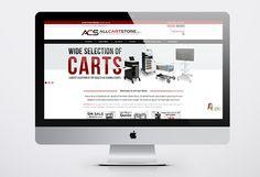 All Cart Store Website Design created by Jibari Daniels of JDaniels Designs for more work visit my portfolios www.jdanielsdesigns.com or www.jdanielswebdesigns.com