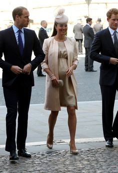 Arrivals at the 60th Anniversary Coronation Service. Duke of Cambridge Duchess of Cambridge Prince Harry