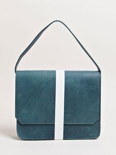 Cherevichkiotvichki Women's Strap Calf Leather Bag