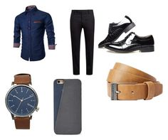 """""""Men's Casual"""" by elena-bovee ❤ liked on Polyvore featuring Marni, Komono, Billabong, FOSSIL, men's fashion and menswear"""