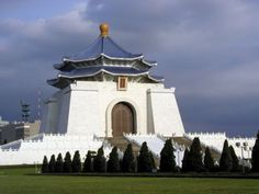 Taipei: Chiang Kai-Shek Memorial Hall, Travel October 2012
