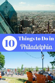 The first time I visited Philadelphia, I was surprised at just how much there is to do. From craft breweries to seeing plenty of history, here are 10 things to do in Philadelphia.