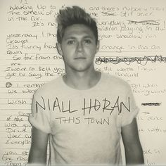 Couldn't be more proud of him right now this town has been on repeat for days LOVE U NIALL❤️❤️