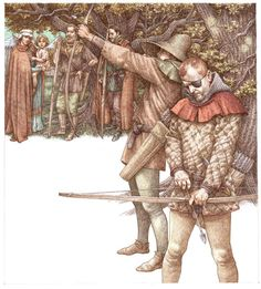 Anne Yvonne Gilbert: Robin Hood
