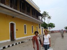 Puducherry vintage tourister