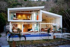 Desain Rumah Modern Dengan Konsep Terbuka Minimalis | Griya Indonesia