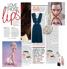 There is a COLOR mix up by dinapetridi on Polyvore featuring Emilio De La Morena, Sophia Webster, Christian Louboutin, GUESS, Kate Spade, River Island, Yves Saint Laurent, L'Oréal Paris and Christian Dior