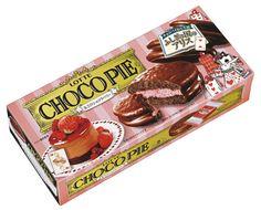 チョコパイ 女王のショコラベリー1