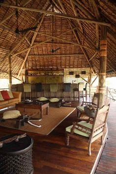 Selous Safari Camp in Tanzania - a unique honeymoon destination a la Ralph Lauren