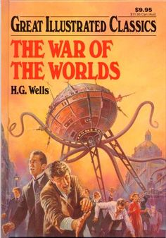 """The War of the Worlds - Baronet Books, 1992 