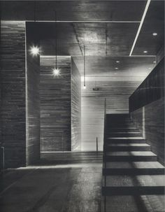 Peter Zumthor - Thermal Baths, Vals, Graubünden, Switzerland