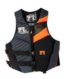 Body Glove Men's Phantom U.S. Coast Guard Approved Neoprene PFD Life Vest  #lasersailing #sailingvest