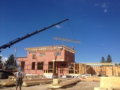 The Okanagan's Green Builder, specializing in High-Performance, Net Zero Energy Homes. Contact us to Design & Build your Net Zero Home or Passive House! Building Design, Building A House, Passive House Design, Spring 2016, Habitats, Sustainability, September, Construction, Tours