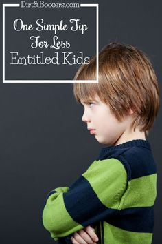 Raising kids in an entitled world can be hard.  Here's one tip that will keep your kids from growing into an entitled teenager and adult.  It really works! Parenting Articles, Parenting Hacks, Parenting Styles, Parenting Quotes, Parenting Toddlers, Kids And Parenting, Mindful Parenting, Safety Rules For Kids, Helicopter Parent