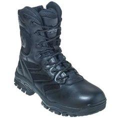 Thorogood boots men s side zip non slip military boots 834 6291 11275 in Men Military Boots