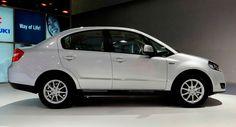 2014 Suzuki SX4 Sedan White