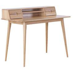 Oscar Scandinavian Style Desk - Scandinavian Furniture 16% OFF | $359.00 - Milan Direct