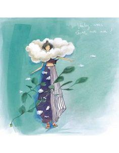 """Carte d'Art """"Rêver avec Moi..."""""""