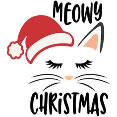 Silhouette Design Store - Product ID Christmas Vinyl, Christmas Rock, Diy Christmas Cards, Christmas Cats, Christmas Wishes, Xmas Cards, Christmas Shirts, Homemade Christmas, Christmas Drawing