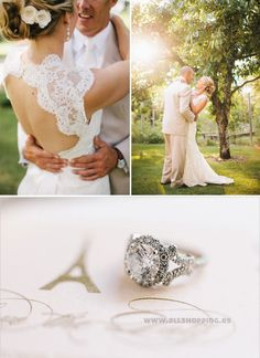 Rural wedding inspiration