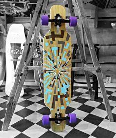 The Classic Loaded Tan Tien Longboard by Loaded Boards. Complete with Kahalani Cast Trucks & Orangatang Kilmer Wheels Longboards, Skateboard, Wheels, It Cast, Trucks, Classic, Skateboarding, Derby, Skate Board