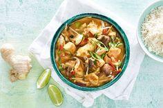 Bij het maken van deze curry knallen de geuren de pan uit - Recept - Allerhande