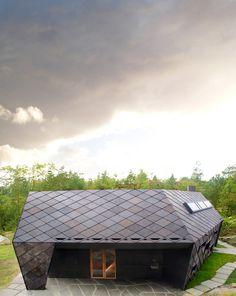 Cabin Ryfylke - exterior 2 - Resell Arkitektur