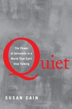 Quiet: o poder dos introvertidos em um mundo que não para de falar