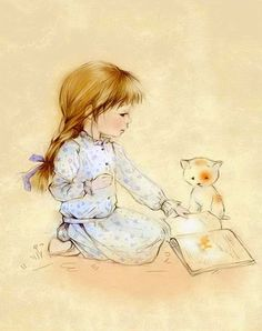 Mignonnes illustrations serie L  (K.B) Бабок Екатерина