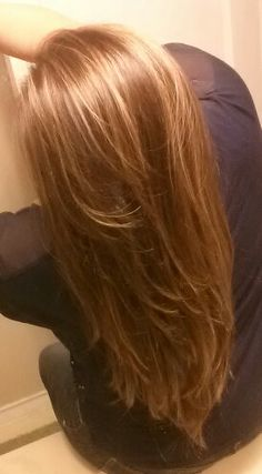 Red with light Carmel highlights with dimension affect. Gorgeous hair- I wish! Carmel Blonde, Carmel Hair Color, Carmel Highlights, Red Hair With Highlights, Cool Hair Color, Hair Colors, Beauty Hacks, Beauty Stuff, Beauty Tips