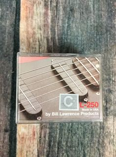 Bill Lawrence L-250C Cream Electric Guitar Pickup