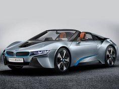 i8 Spyder roadster, novo carro-conceito da BMW.