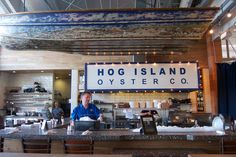 Hog Island Oyster Co - Napa Tuesdays and Wednesdays enjoy happy hour from 5-7pm!