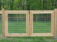 Resultado de imagen para dog fence design