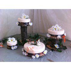 Camo Wedding Cake... Country Wedding by Travis Parker