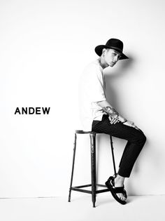 Kwak Ji Young, Park Sung Jin for Andew Spring 2015 collection Korean Male Models, Asian Male Model, Korean Model, Boy Fashion, Mens Fashion, Fashion Tips, Asian Fashion, Park Sung Jin, Young Park
