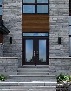 Novatech - Home New Brunswick, Architecture, Clear Glass, House Ideas, Exterior, Interior Design, Outdoor Decor, Home Decor, Exterior Homes