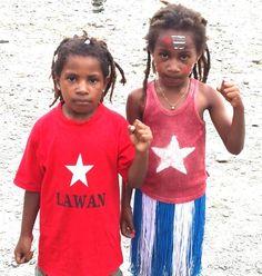 Generasi penerus Papua. West Papua, World View, Twitter, Face, Women, Fashion, Moda, Fashion Styles, The Face